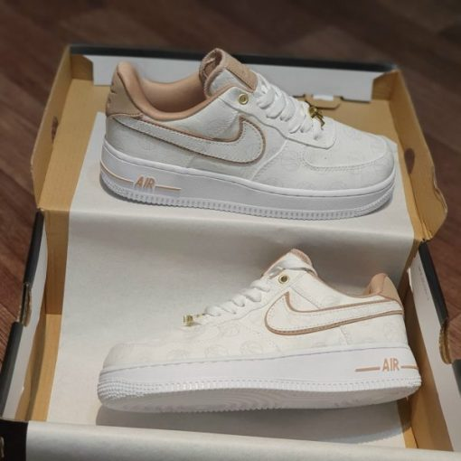 Nike Air Force 1 Low 07 Lux White Beige