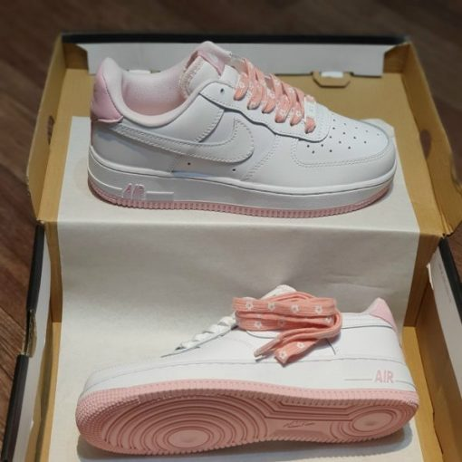Nike Air Force 1 Low 07 Lux hong nhat