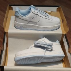 Nike Air Force 1 Low 07 Lux xanh nhat