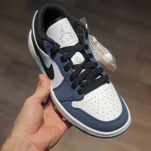 Giay Nike Air Jordan 1 Retro Low Navy