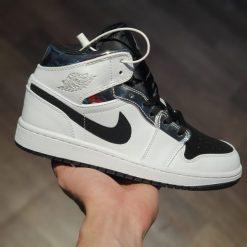 Giay Nike Air Jordan 1 Mid Alternate Think 16 jd co cao got bac rep 11