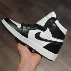 Giay Nike Air Jordan 1 Retro High OG Black White Replica 11 Jordan 1s Panda