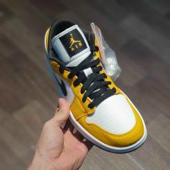 giay Nike Air Jordan 1 Low Laser Orange