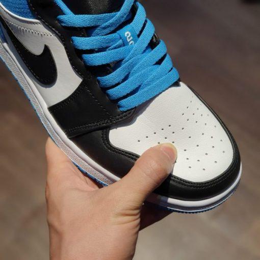 giay Nike Air Jordan 1 Low SE 'Laser Blue' rep 11
