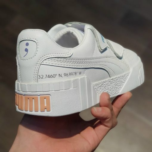 Giay Puma Cali Velcro x SG Replica 11 gia re ha noi
