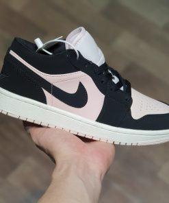 giay Nike Air Jordan 1 Low Black Guava Ice