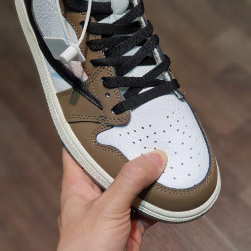 Giay Nike Air Jordan 1s Travis Scott co cao rep 11 gia re