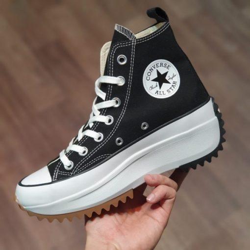 giay Converse Run Star Hike de cao mau den rep 11 gia re