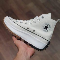 giay Converse Run Star Hike de cao mau trang rep 11 gia re