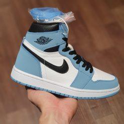 giay nike Air Jordan 1 Retro High OG 'University Blue' rep 11 gia re ha noi