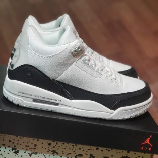 giay nike Air Jordan 3 x Fragment 'White' DA3595-100 rep 11 gia re ha noi