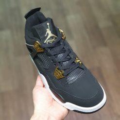 giay nike Air Jordan 4 Retro Royalty shoes 308497-032 Jordan 4s den rep 11 gia re ha noi