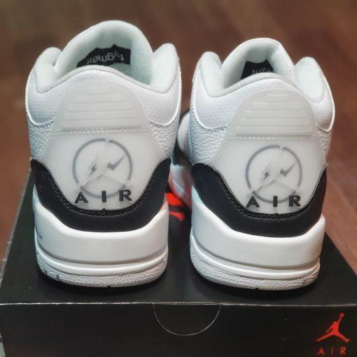 got giay nike Air Jordan 3 x Fragment 'White' DA3595-100 rep 11 gia re ha noi