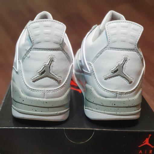 got giay nike air Jordan 4 Retro White Oreo 2021 CT8527-100 jordan 4s trang full rep 11 gia re ha noi