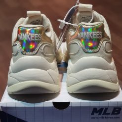 got giay sneaker MLB Big Ball Chunky Shiny New York Yankees 32SHCH011-50L mlb got holo vang rep 11 gia re ha noi