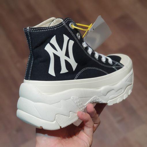 Giay MLB Chunky High New York Yankees 32SHU1111-50L rep 11 co cao de cao gia re ha noi