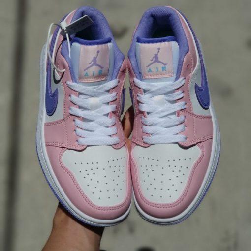 giay Nike Air Jordan 1 Low SE Arctic Punch rep 11 gia re ha noi CK3022-600