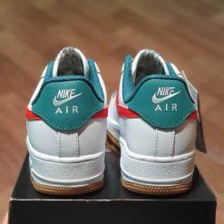duoi Giay Nike Air Force 1 ID 'Gucci' CT7875-994 NIKE AIR FORCE 1 LOW CUSTOM GUCCI rep 11 gia re ha noi