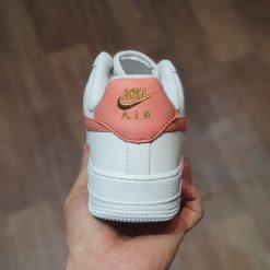 duoi giay Nike Wmns Air Force 1 '07 Essential 'White Rust Pink' CZ0270-103 hong rep 11 gia re ha noi