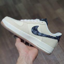 giay Nike Air Force 1 Low Paisley Swoosh DJ4631-200 rep 11 gia re ha noi