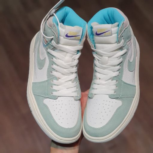 giay Nike Air Jordan 1 Retro High Turbo Green 575441-311 rep 11 sieu cap gia re ha noi