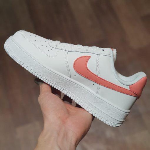 giay Nike Wmns Air Force 1 '07 Essential 'White Rust Pink' CZ0270-103 hong rep 11 gia re ha noi