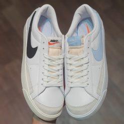 giay Nike Blazer Low 77 Vintage White DA6464-101 DA6364-101 Black rep 11 gia re ha noi