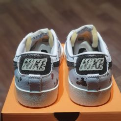 got giay Nike Blazer Low 77 Paint Splatter shoes DJ1517-100 rep 11 gia re ha noi