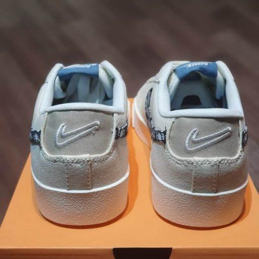 got giay Nike Blazer Low Paisley Swoosh DJ4665-100 rep 11 gia re ha noi