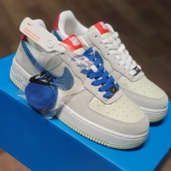 Giay Nike Air Force 1 Low SP Undefeated 5 On It Dunk vs. AF1 DM8461-001 like Auth gia re Ha Noi